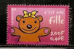 FRANCE   N°  3378     OBLITERE - Used Stamps