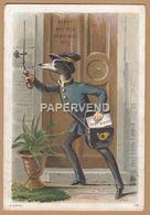 Greeting Card  Greyhound  Postman Delivering Letters    Egc148 - Old Paper