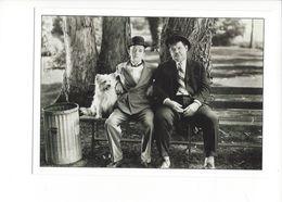 19342 - Laurel Et Hardy Chien (format 10X15) - Acteurs