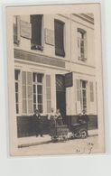 """1 Carte Photo à Identifier ?? """" Cafés Au Faucon A.Bacquet """" - A Identifier"""
