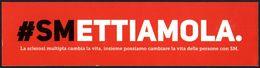 ITALIA - FONDAZIONE ITALIANA SCLEROSI MULTIPLA - #SMETTIAMOLA. - Bookmarks