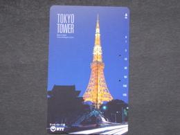 JAPAN NTT - TOKYO - Paysages
