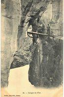 LOT N°270 - LOT DE 40 CARTES DES ENVIRONS D' ANNECY - GORGES DU FIER + GORGES DU PONT DU DIABLE + PONT DE L' ABIME - Annecy
