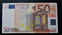 EURO . 50 Euro 2002 Draghi R051 G Cyprus - 50 Euro