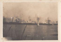 CARTE PHOTO ALLEMANDE - GUERRE 14-18 - LOT DE 7 PHOTOS - Guerra 1914-18