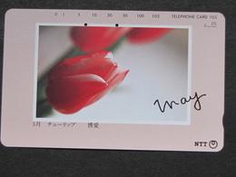JAPAN NTT - Fleurs