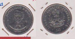 HAITI  / 50 Gourdes 1999 / SPL - Haiti