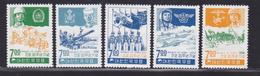 COREE DU SUD N°  511 à 515 ** MNH Neufs Sans Charnière, TB (D5098) Anniversaire Des Forces Armées Sud-coréennes - Corée Du Sud
