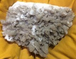 C6 - 14 Gypse (?) Baia Mare Roumanie - Minéraux
