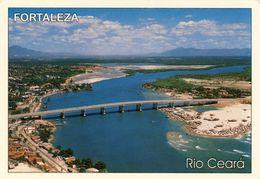 FORTALEZA - Av. Beira Mar - Praia Do Náutico - BRASIL - Fortaleza