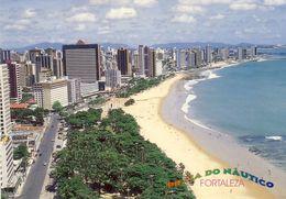 FORTALEZA - Vista Aérea Da Foz Do Rio Ceará - BRASIL - Fortaleza