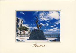 FORTALEZA - Monumento à Iracema - BRASIL - Fortaleza