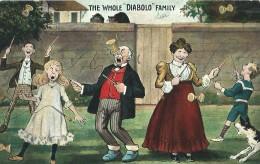 The Whole Diabolo Family - Millar & Lang - Humour