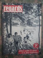 REGARDS :1945 : BERLIN . LE HAVRE . LYON . 14 JUILLET . PETAIN . CESAR & CLEOPATRE . ACTUALITES . Etc ... - Testi Generali