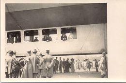 Zeppelin LZ 11 - Viktoria Luise - Fahrt Dresden - Gotha - 1912 - Dirigibili