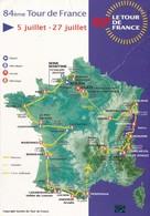 84 ème Tour De France Juillet 1997 - Escalade