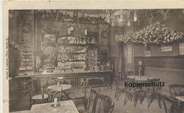 AK Berlin, Lothringer Strasse, Café Weidelt - Deutschland