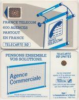 39/ France, 600 Agences, 50 Ut.; SC4; CN 36165 - Frankrijk