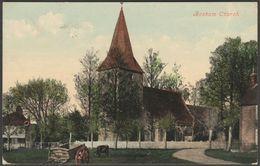 Bosham Church, Sussex, 1907 - Valentine's Postcard - England