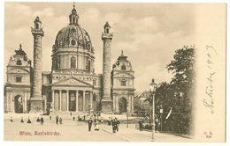 Eglise St-CHARLES-BORROMEE - KARISKIRCHE - Églises