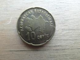 Azerbaidjan  10 Qapik 2006  Km 42 - Azerbaïdjan