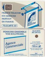42/ France, 600 Agences, 50 Ut.; SC4; CN 36813 - Frankrijk