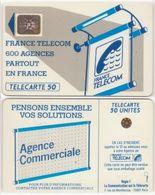 43/ France, 600 Agences, 50 Ut.; SC4; CN 36820 - Frankrijk