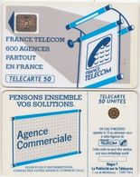44/ France, 600 Agences, 50 Ut.; SC4; CN 16027 - Frankrijk