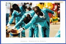 CARNAVAL - LUANDA, CAPITAL DE ANGOLA .. Edição - Foto Sérgio Guerra / Não Circulado - Angola