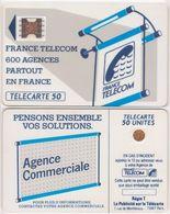45/ France, 600 Agences, 50 Ut.; SC4; CN 19281 - Frankrijk