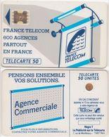 46/ France, 600 Agences, 50 Ut.; SC4; CN 22296 - Frankrijk