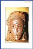 MÁSCARA CAKUÉ, MUSEU ETNOGRAFIA-LUANDA .. Edição - África Imagens / Não Circulado - Angola