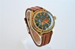 Watches : VOSTOK AUTOMATIC KAMAZ RALLY DAKAR VINTAGE 1992- Original - Running - Excelent Condition - Watches: Modern