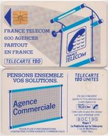 55/ France, 600 Agences, 120 Ut.; GEM1; CN B0C19G - Frankrijk