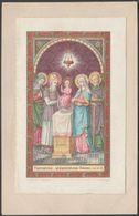 Tulerunteum In Jerusalem, Ut Sisterent Eum Domino, C.1910 - Société De St Augustin Postcard - Jesus