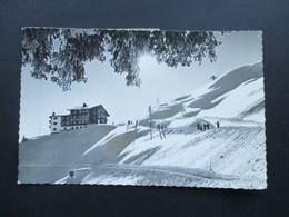 Österreich AK / Echtfoto 1956 Hotel Ehrenbachhöhe (1800m) Kitzbühel. Mit Flugpost Nach Bangka Indonesien! Sonderstempel - Hotels & Gaststätten