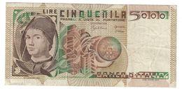 Italy 5000 Lire 03/11/1982 - [ 2] 1946-… : Républic