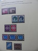 UNO – Sammlung** Von Mich. Nr. 1 Bis Jahr 2007 (kompl.) In 10 Ordner - Stamps