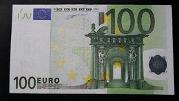 EURO . 100 Euro 2002 Duisenberg T001 Z Belgium XF+ - 100 Euro