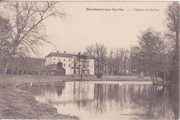 CPA - BEAUMONT SUR SARTHE - 1.château De Sérillac - Beaumont Sur Sarthe