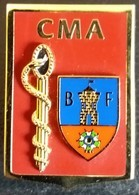 Insigne Du Centre Médical Des Armées De Belfort - Servicios Medicos