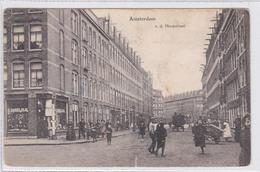 Amsterdam V.d. Hoopstraat Levendig   1501 - Amsterdam
