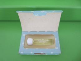 COLLECTION ANCIENNE MINIATURE DE PARFUM JEAN PATOU EAU DE CALINE PLEIN + BOITE - Miniature Bottles (in Box)
