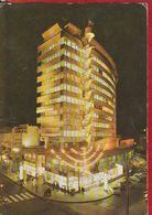 TEL - AVIV EL - ALHOUSE AT NIGHT ISRAEL POSTCARD USED - Israel