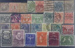 Niederlande Mix Set Stamps Of Netherlands Pays-Bas Los Países Bajos Nederland Small Selection Used 6963 - 1891-1948 (Wilhelmine)