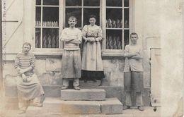 Carte Photo à Identifier - Boulangerie - A Identifier