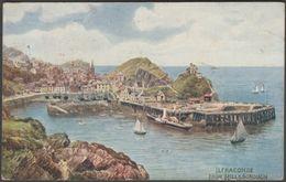 A R Quinton - Ilfracombe From Hillsborough, Devon, 1929 - Salmon Postcard - Ilfracombe