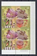 Argentina Bees Biene Abeille Abeja Ape 2001 Mi#2648-51 ( 2X ) MNH - Bienen