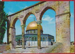 JERUSALEM ISRAEL POSTCARD UNUSED - Israel