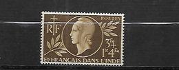 Sénégal   1944  At Yt N° 233       N** MNH - India (1892-1954)